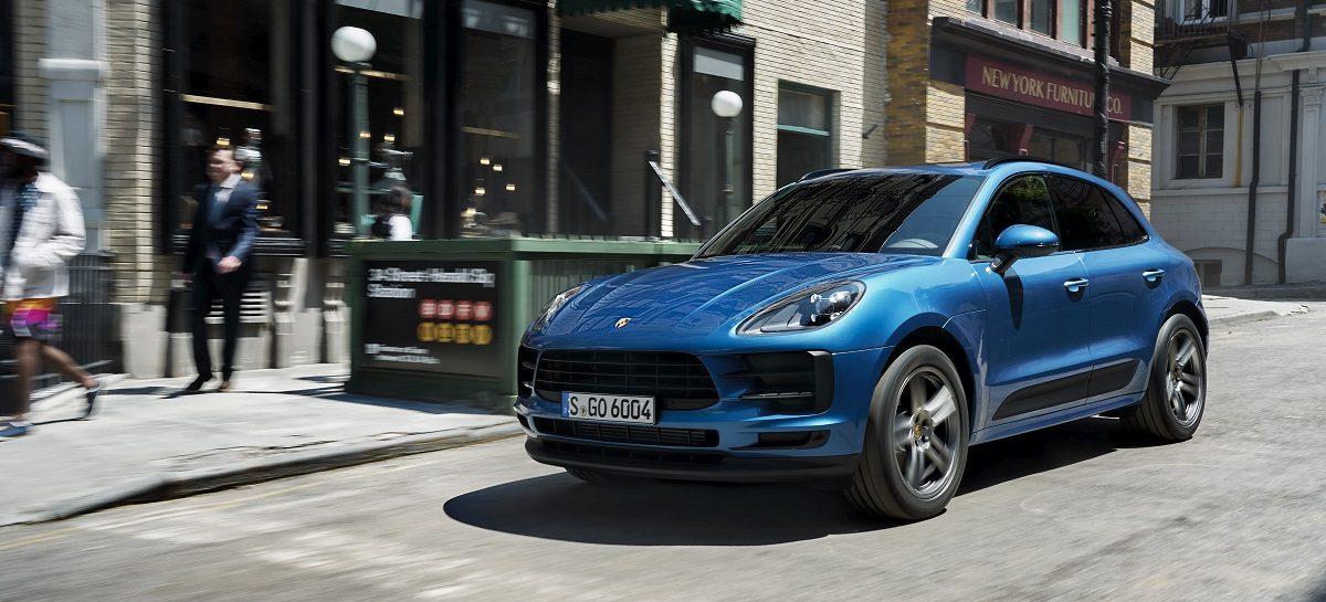 Старт продаж нового Porsche Macan в Европе