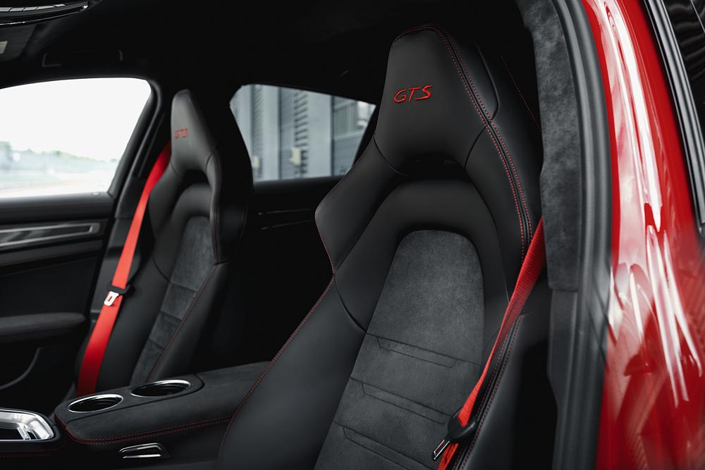 Panamera GTS и Panamera GTS Sport Turismo