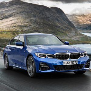 Объявили цены на новый BMW 3 серии