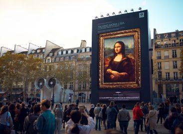 «Привет, Мона Лиза!» – новый интеллектуальный персональный ассистент BMW оживил самую знаменитую картину в мире