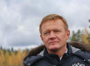 Врио губернатора Курской области отказался ездить с мигалками