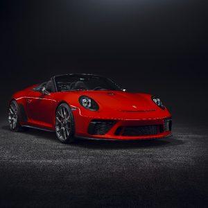 Porsche 911 Speedster идет в серийное производство