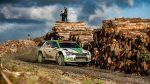 Юниоры команды Skoda одержали убедительную победу на одиннадцатом этапе Чемпионата мира по ралли FIA
