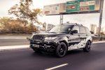 Беспилотный Range Rover Sport прошел испытания  на трассе в Ковентри