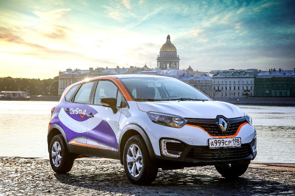 Renault Kapture carsimpl