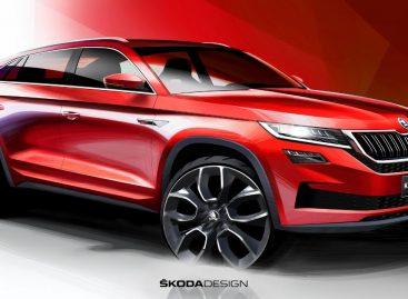 Эксклюзивная версия Skoda Kodiaq GT создана для китайского рынка