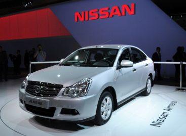 С главного конвейера АвтоВАЗа сошел последний седан Nissan Almera