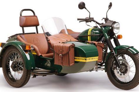 Урал выпустил суперкомфортный мотоцикл