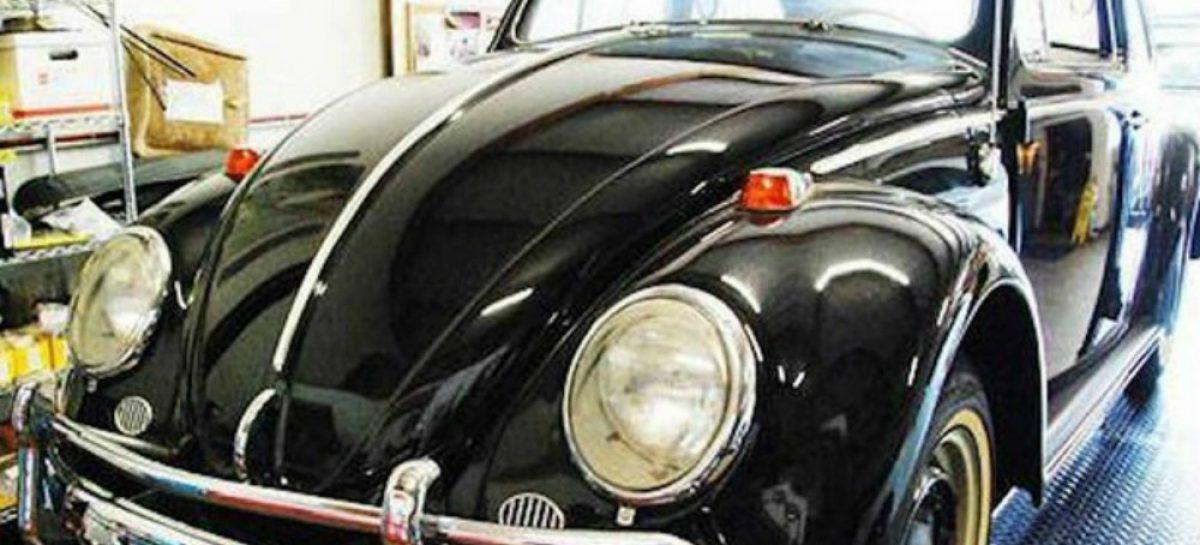 54-летний Volkswagen Beetle выставили на продажу за миллион долларов