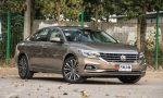 Новому Volkswagen Passat оставили старые моторы