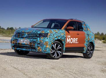 Volkswagen показал кроссовер T-Cross до премьеры
