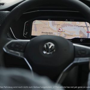 Volkswagen раскрыл дизайн интерьера T-Cross на очередном видеотизере