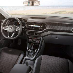 Состоялась мировая премьера Volkswagen T-Cross