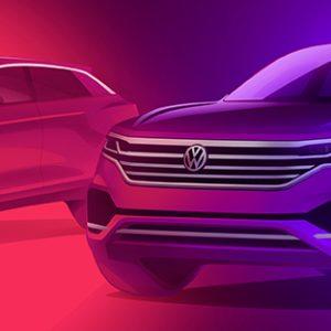 Доля SUV у Volkswagen достигнет 50% к 2025 году