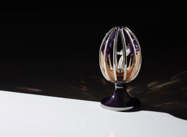 Rolls-Royce Motor Cars и Дом Фаберже представляют ювелирное яйцо «Дух экстаза»