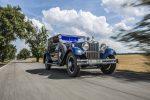 Кабриолет Skoda 860 1932 года выставлен в музее к 100-летнему юбилею образования Чехословакии