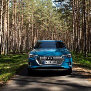 Следующий электрический Audi станет еще мощнее