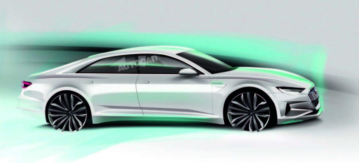 На автосалоне в Лос-Анджелесе состоится официальная премьера концепта электромобиля Audi e-tron GT