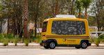 Запуск школьного автобуса-беспилотника обернулся скандалом