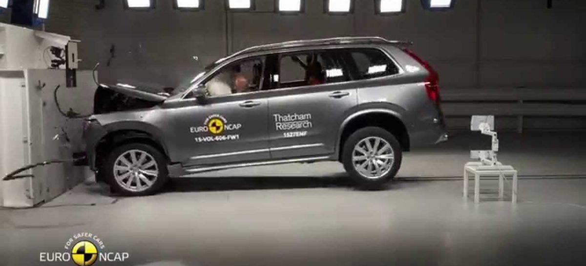 Euro NCAP заподозрил автопроизводителей в создании специальных машин для краш-тестов
