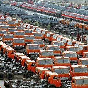 За 9 месяцев КАМАЗ потерял почти 300 миллионов рублей