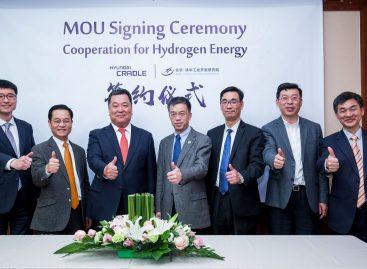 В Китае создан Фонд водородной энергии