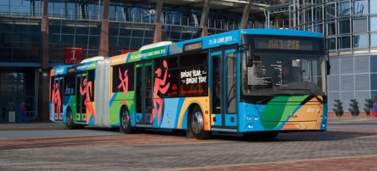 МАЗ 216 станет первым сочлененным белорусским автобусом с заднемоторной компоновкой