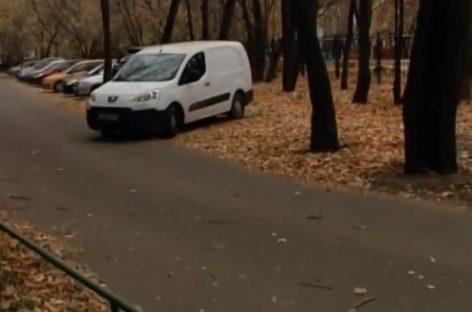 Активист или доносчик – борьба с неправильно припаркованными автомобилями в своем дворе