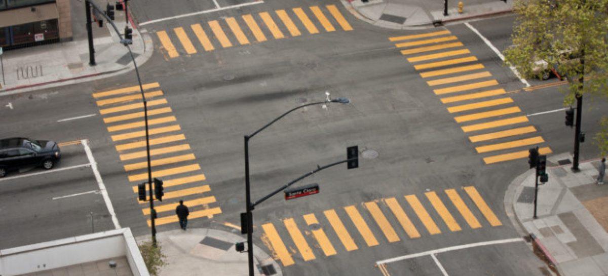 Только под прямым углом: в РФ меняют правила проектирования перекрёстков