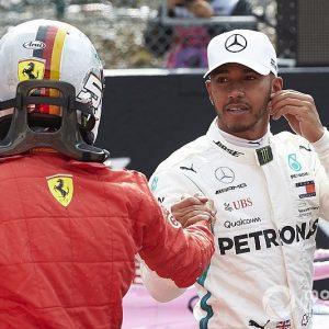 Хэмилтон счел Mercedes победителем в психологической войне с Ferrari