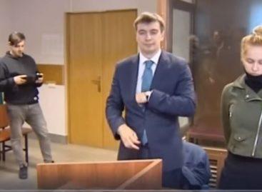 Оксана Яковлева оштрафована за несогласованное перекрытие МКАД