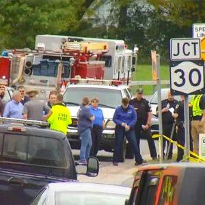 В аварии в штате Нью-Йорк погибли люди. Разбился лимузин с гостями праздника