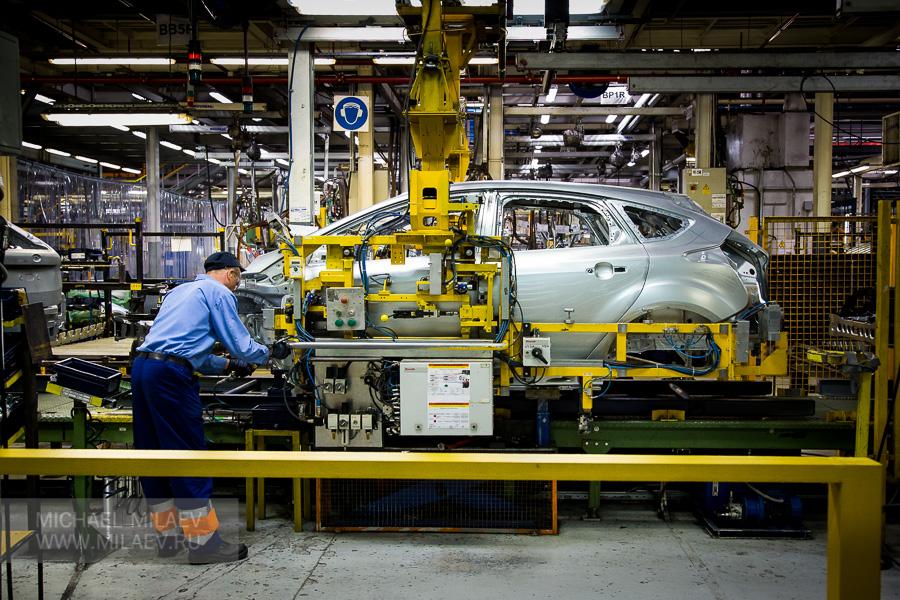 Завод Ford Sollers во Всеволожске