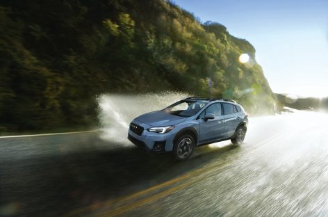 Состоялась премьера гибридной версии кроссовера Subaru Crosstrek 2019