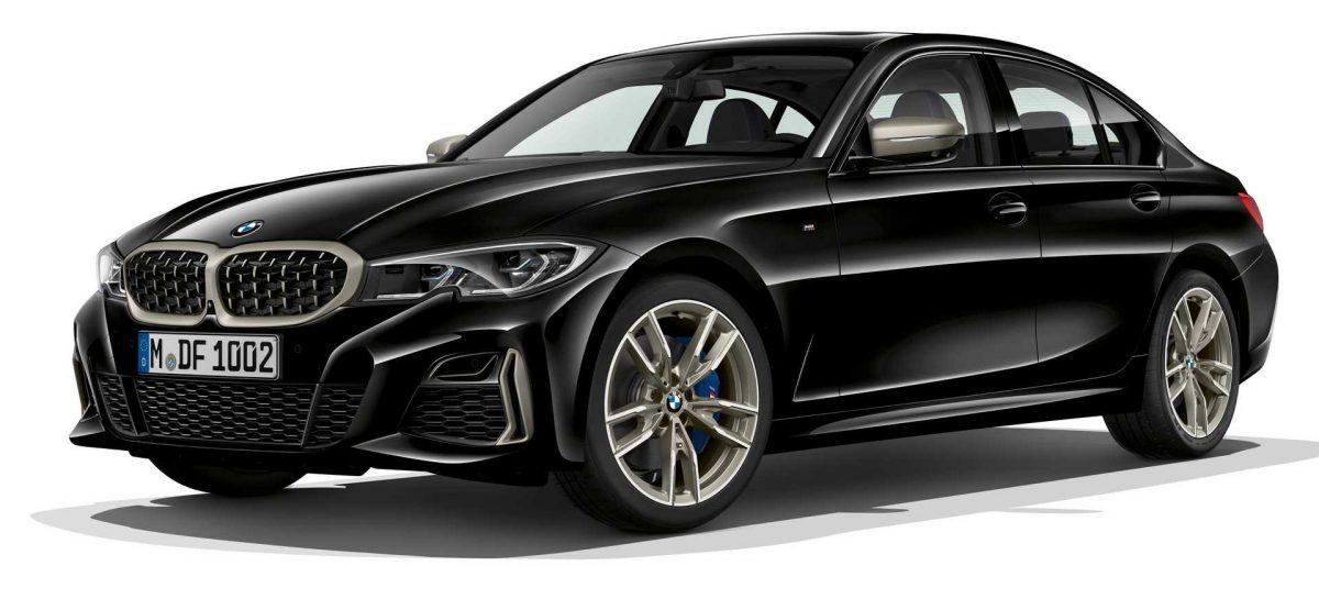 BMW в ноябре стал лидером рынка премиум-сегмента в России