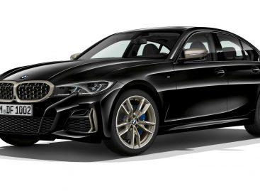 Официальная премьера BMW M340i состоится на автосалоне в Лос-Анджелесе