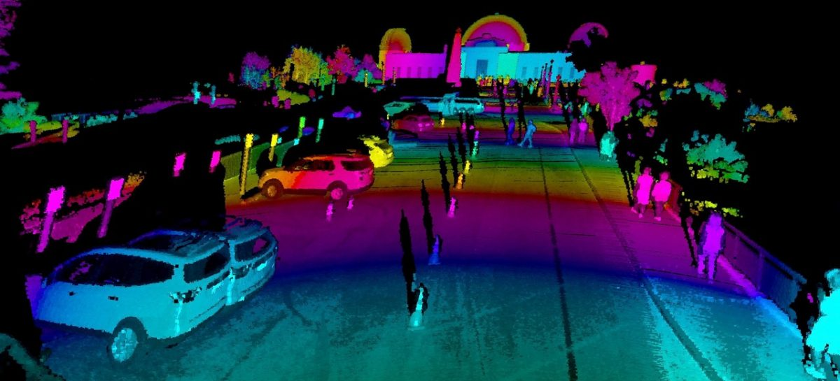Volvo и Luminar представляют революционные беспилотные технологии на выставке в Лос-Анджелесе