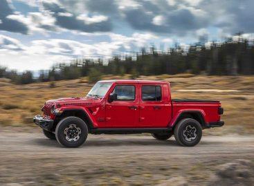Состоялалсь премьера пикапа Jeep Gladiator на автосалоне в Лос-Анджелесе