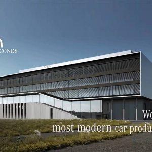 Mercedes готовит первый полностью автоматизированный завод