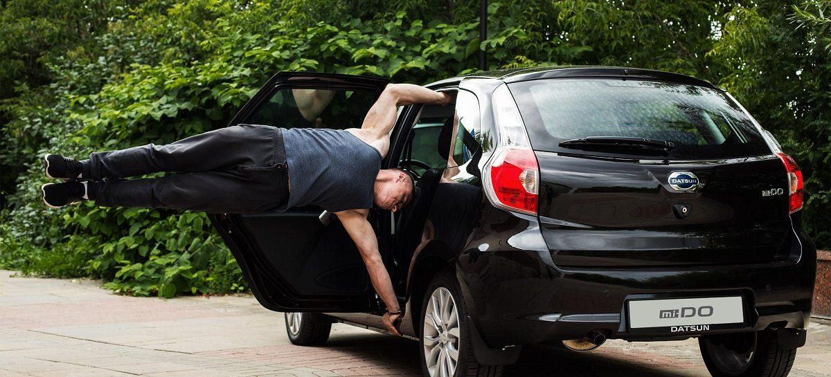 Datsun подвел итоги конкурса по уличной атлетике «Столица Силы»