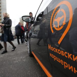 Ликсутов сообщил, что в Москве одна машина каршеринга заменяет восемь личных автомобилей