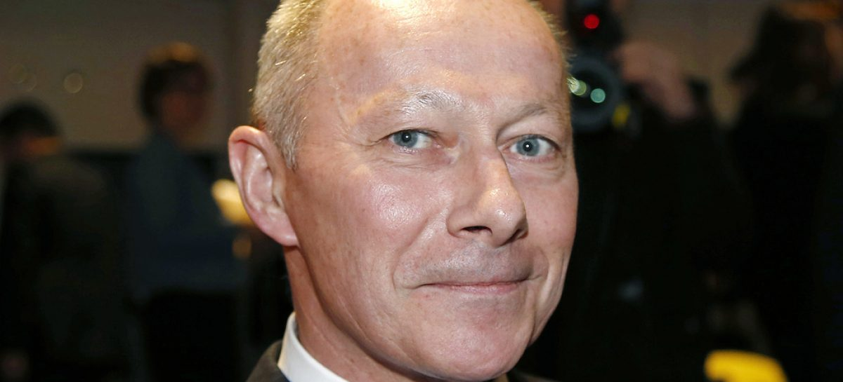 Тьерри Боллоре был назначен временным директором концерна Renault