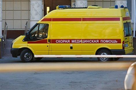 Охранник требовал деньги за выезд скорой помощи с парковки
