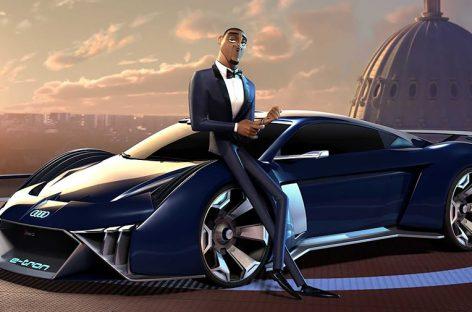 Уилл Смит и концепт Audi RSQ появятся в новом фильме