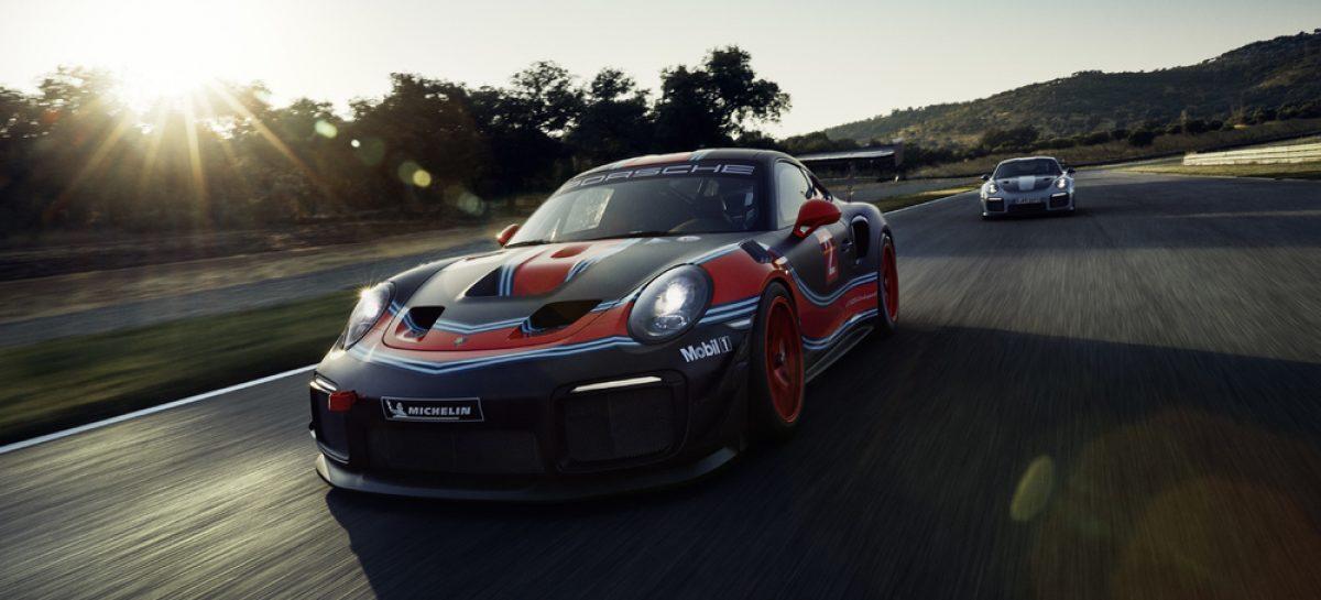 Представлена гоночная версия Porsche 911 GT2 RS Clubsport мощностью 700 л.с.
