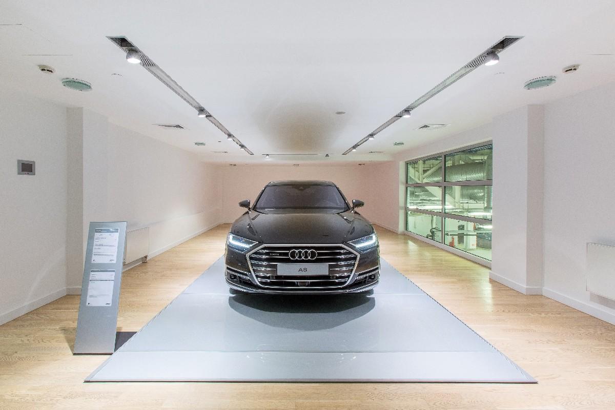 Audi ДЦ Бережковский