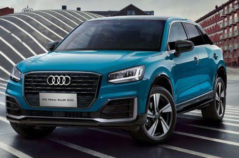 Audi показала новый электрокроссовер с пробегом 500 км