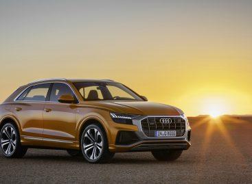 Осенние награды Audi