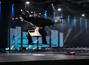 Audi, Airbus и Italdesign продолжают тесты летающего такси
