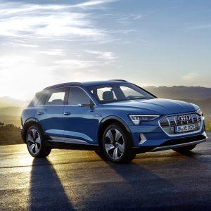 Пять электромобилей Audi будут представлены на выставке в Женеве